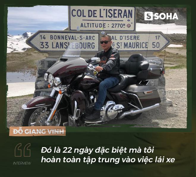 Người cũ Viettel, Vinsmart trở thành ông chủ chuỗi bia thủ công iBiero, đi motor phượt 22 ngày qua dãy núi dài nhất châu Âu - Ảnh 11.