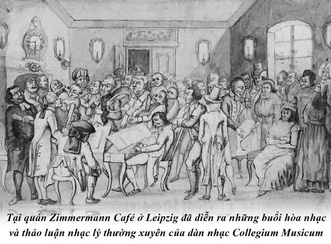 Cà phê trong tiến trình thăng hoa âm nhạc của Johann Sebastian Bach  - Ảnh 3.