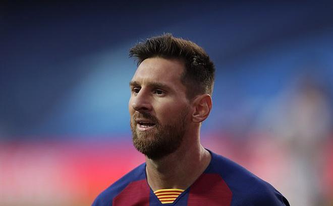 Messi giận dữ đòi rời Barca, điểm đến có thể là thành Manchester
