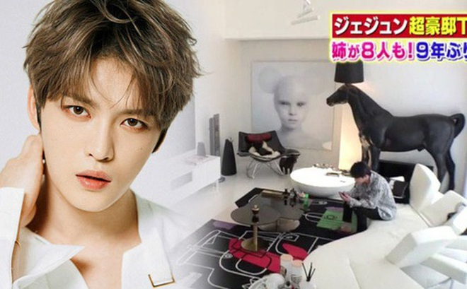 Lóa mắt trước 'căn hộ nhỏ' 100 tỷ xa hoa của Jaejoong (JYJ): Nội thất sương sương cả chục tỷ, 5 chiếc siêu xe dàn hàng dài