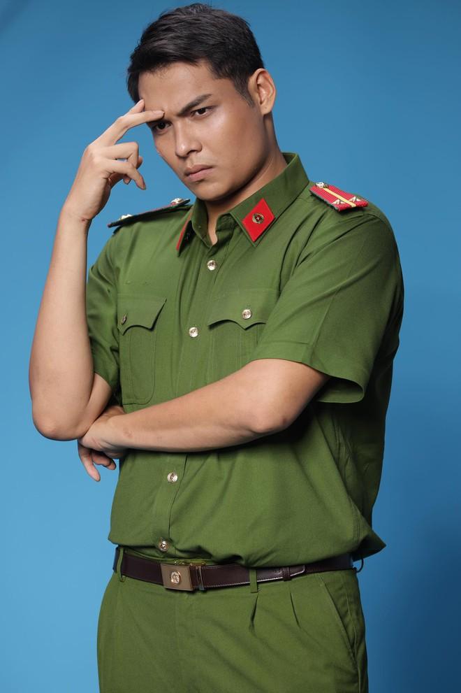 Tại sao diễn viên 9X Phan Thắng chuyên trị được giao đóng vai công an?  - Ảnh 4.