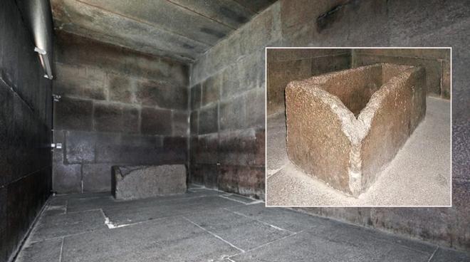 Giải mã bí ẩn đáng sợ trong kim tự tháp Ai Cập: Lăng mộ trống hoác, xác ướp đã đi đâu? - Ảnh 5.