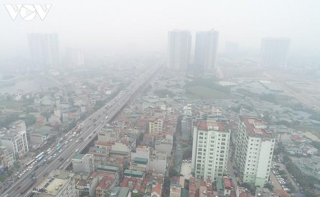 Công bố chất lượng không khí ở miền Bắc trong đợt 4 năm 2020 - Ảnh 1.