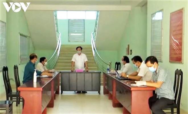 Một phường ở Đà Nẵng có 36 cán bộ đi cách ly hoạt động ra sao? - Ảnh 1.