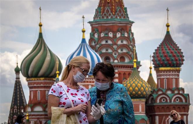 COVID-19 tới 6 giờ sáng 18/8: Thế giới trên 22 triệu ca bệnh, cuộc đua vaccine tăng tốc - Ảnh 14.