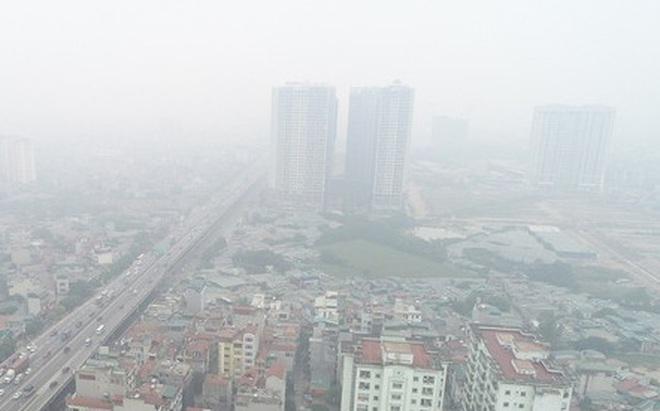 Công bố chất lượng không khí ở miền Bắc trong đợt 4 năm 2020