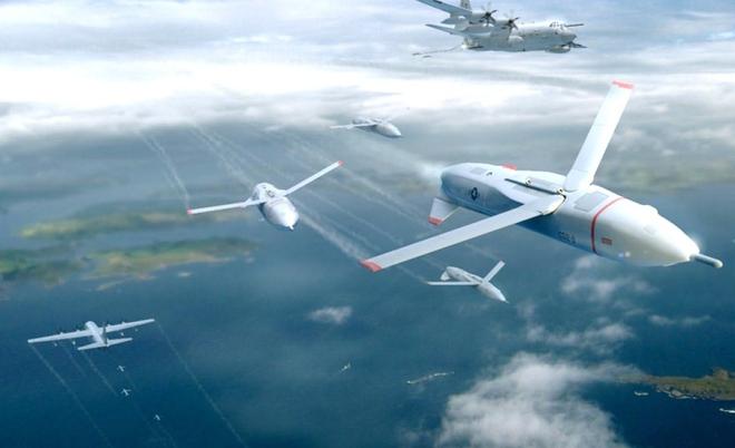 Mỹ chế tạo UAV đa năng khắc chế mọi hệ thống phòng không: Nga là mục tiêu? - Ảnh 1.