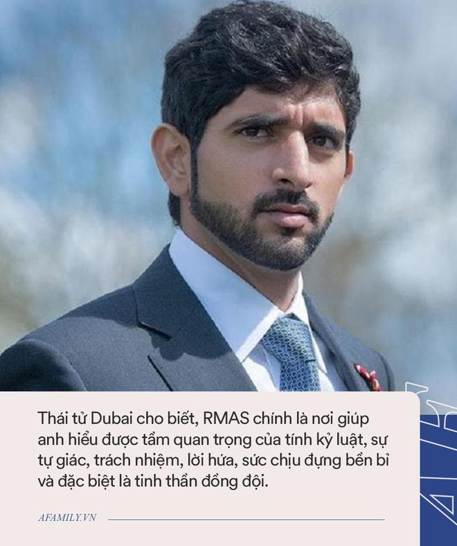 Thái tử đẹp nhất Dubai: Gây ấn tượng bởi thành tích học tập cực khủng, đã vậy còn tốt bụng đến mức khiến ai nấy phải phì cười - Ảnh 5.