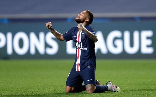 Neymar và đồng đội giúp PSG san bằng kỷ lục ở cúp châu Âu của Real Madrid