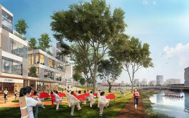 Thành phố Thủ Đức - Dự án chưa từng có tiền lệ và giấc mơ tăng gấp đôi thu nhập cho người dân Tp.Hồ Chí Minh - Ảnh 3.