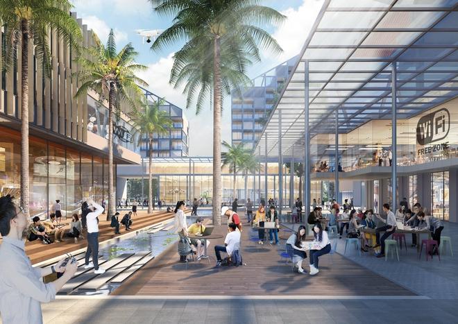 Thành phố Thủ Đức - Dự án chưa từng có tiền lệ và giấc mơ tăng gấp đôi thu nhập cho người dân Tp.Hồ Chí Minh - Ảnh 4.