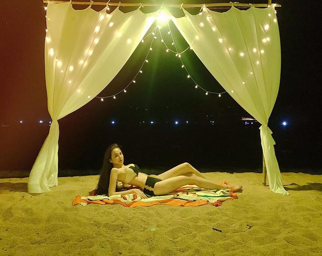 Hoa hậu Diễm Hương tung loạt ảnh bikini nóng bỏng - Ảnh 6.