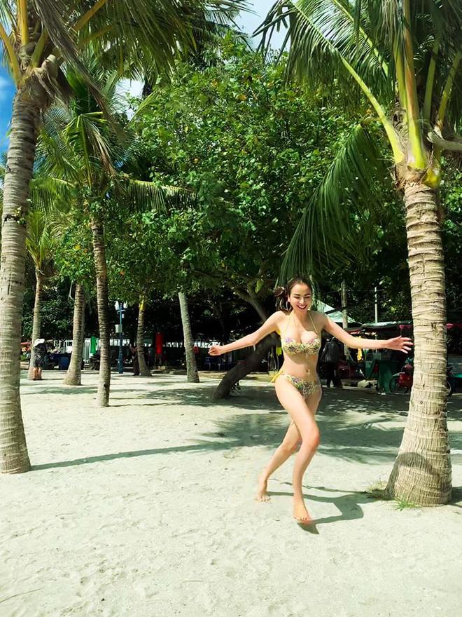 Hoa hậu Diễm Hương tung loạt ảnh bikini nóng bỏng - Ảnh 5.