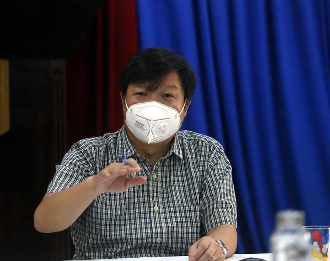 PGS Trần Như Dương: Mầm bệnh COVID-19 đã chui vào cộng đồng - Ảnh 1.
