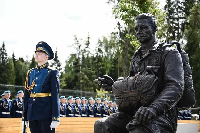 Những điều chưa biết về lính dù Nga  - Ảnh 4.