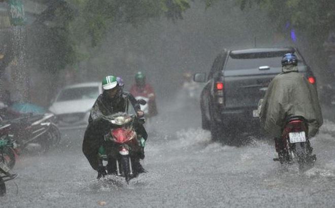 Thời tiết ngày 2/8: Bão số 2 gây mưa rất to ở nhiều tỉnh miền Bắc
