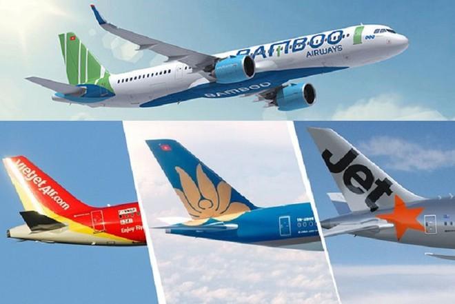 Hàng không liên tục tung vé máy bay siêu rẻ dưới 100.000 đồng - Ảnh 1.