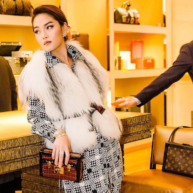 Cô con gái của vua ô tô Việt lọt Top 4 rich kid được báo châu Á gọi tên có cuộc sống sang chảnh cỡ nào? - Ảnh 5.