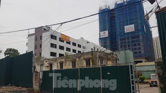 Bên trong dự án nghìn tỷ từ xây không phép, đến sai phép ở Hà Nội - Ảnh 10.