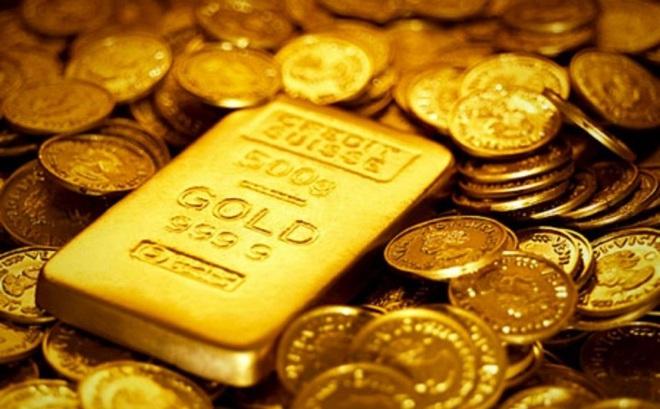 Tiếp đà giảm, giá vàng lao dốc không phanh
