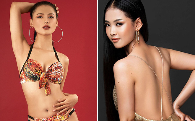 """Nhan sắc của cô gái có mái tóc dài gần 1 mét dự thi """"Hoa hậu Việt Nam 2020"""""""