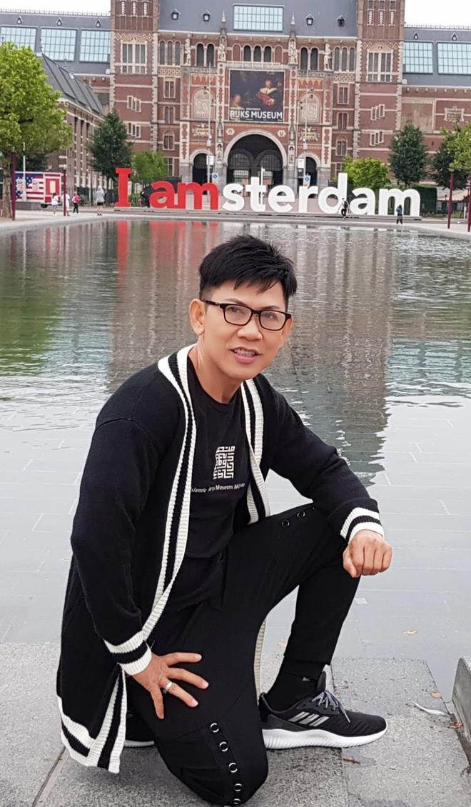 Ngôi sao Mưa bụi Mai Tuấn: 53 tuổi vẫn độc thân, sống với chị gái - Ảnh 4.