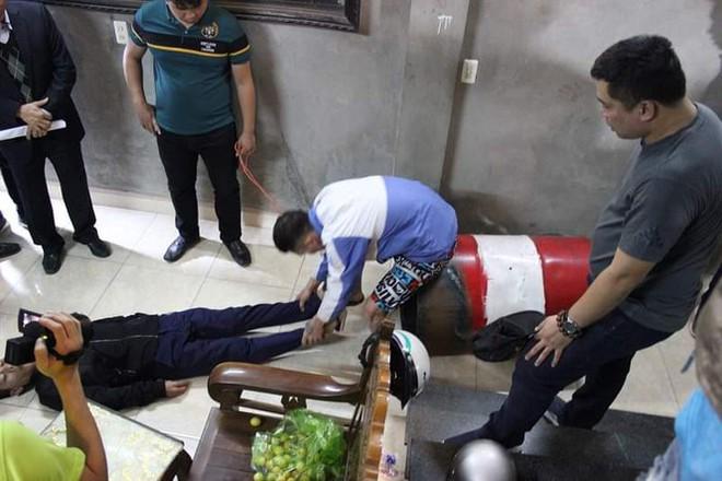 Kẻ giết chủ nợ rồi đốt xác phi tang trong thùng phuy ở Hải Phòng nhận án tử - Ảnh 1.