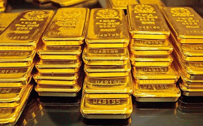 Giá vàng bật tăng mạnh trở lại, diễn biến khó lường