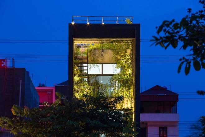 Ngôi nhà nhỏ, hẹp, nằm ở khu dân cư đông đúc, chật chội và ồn ào tại Bắc Ninh lên báo Mỹ - Ảnh 5.