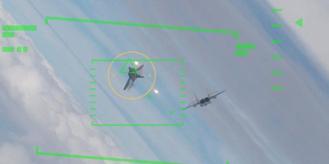 Không chiến với trí tuệ nhân tạo, phi công F-16 của Mỹ thua trắng 5 hiệp - Ảnh 1.