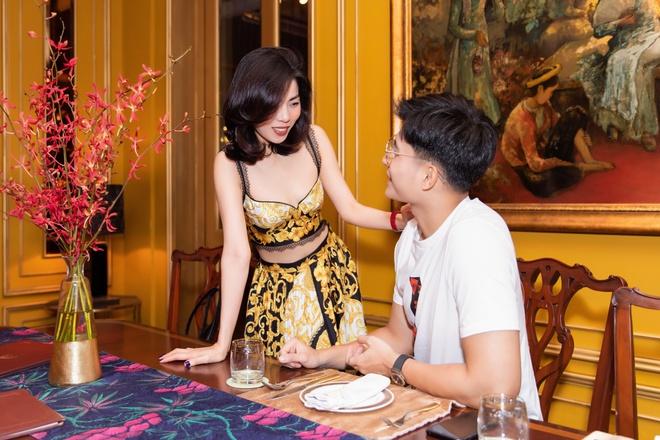 Lệ Quyên công khai xuất hiện cùng Lâm Bảo Châu sau loạt ảnh gây bàn tán - Ảnh 4.