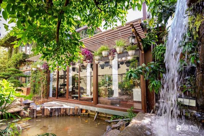 Chồng tự tay thiết kế nhà vườn kiểu Nhật tặng vợ để kỷ niệm 15 năm bên nhau với chi phí 290 triệu đồng ở Hà Nội - Ảnh 2.