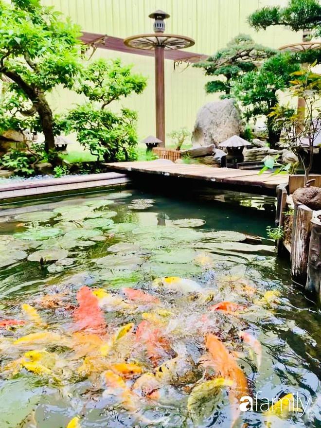 Chồng tự tay thiết kế nhà vườn kiểu Nhật tặng vợ để kỷ niệm 15 năm bên nhau với chi phí 290 triệu đồng ở Hà Nội - Ảnh 27.