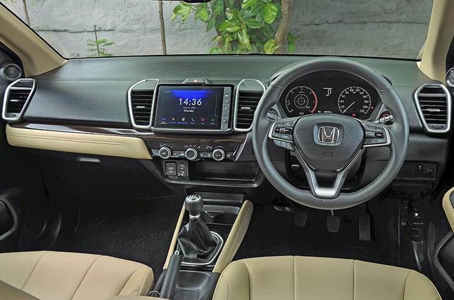 [Ô tô giá rẻ Ấn Độ] Honda City thế hệ mới giá 300 triệu đồng: Nên chọn mua biến thể nào là tốt nhất? - Ảnh 3.