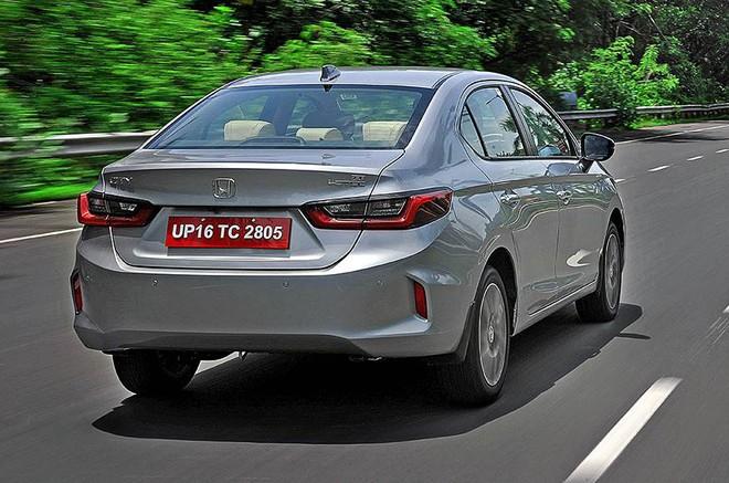 [Ô tô giá rẻ Ấn Độ] Honda City thế hệ mới giá 300 triệu đồng: Nên chọn mua biến thể nào là tốt nhất? - Ảnh 5.