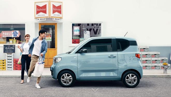 Cận cảnh ô tô điện giá 96 triệu đồng của Trung Quốc, nhái Kia Morning - Ảnh 6.