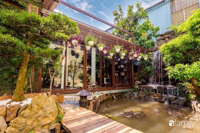 Chồng tự tay thiết kế nhà vườn kiểu Nhật tặng vợ để kỷ niệm 15 năm bên nhau với chi phí 290 triệu đồng ở Hà Nội - Ảnh 21.