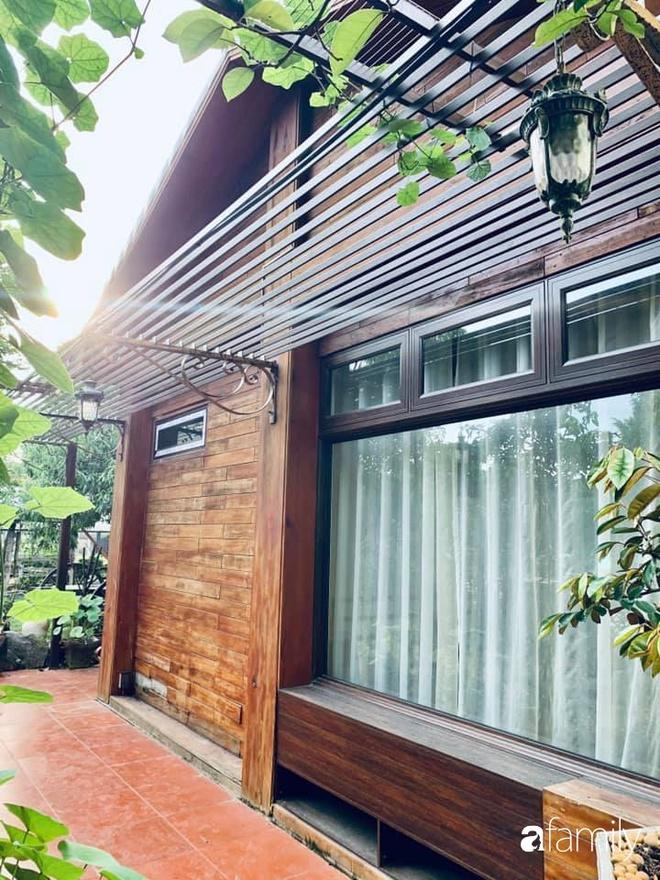 Chồng tự tay thiết kế nhà vườn kiểu Nhật tặng vợ để kỷ niệm 15 năm bên nhau với chi phí 290 triệu đồng ở Hà Nội - Ảnh 22.