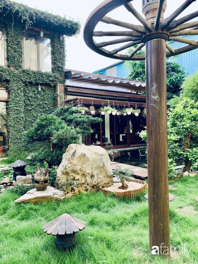 Chồng tự tay thiết kế nhà vườn kiểu Nhật tặng vợ để kỷ niệm 15 năm bên nhau với chi phí 290 triệu đồng ở Hà Nội - Ảnh 23.