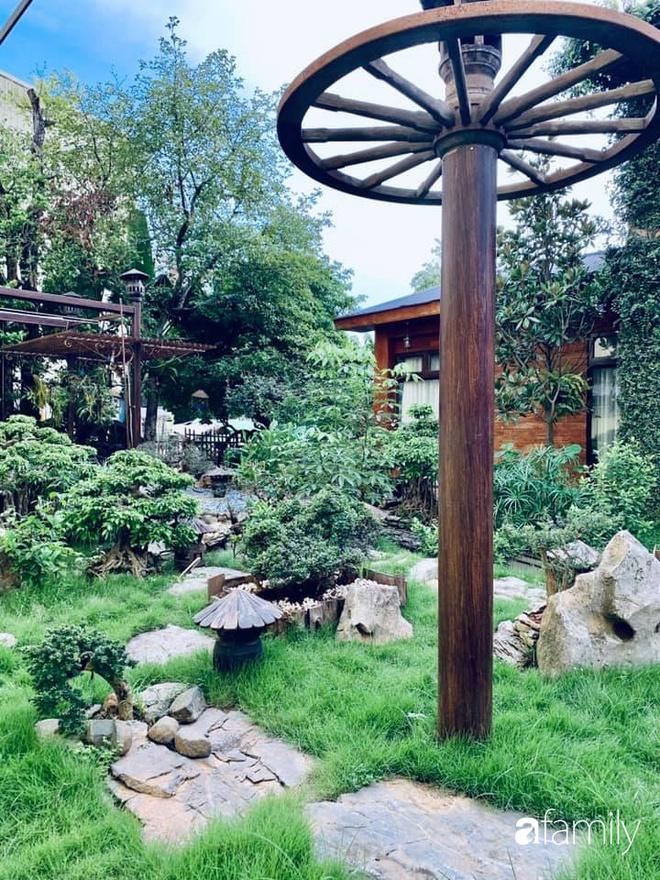 Chồng tự tay thiết kế nhà vườn kiểu Nhật tặng vợ để kỷ niệm 15 năm bên nhau với chi phí 290 triệu đồng ở Hà Nội - Ảnh 28.