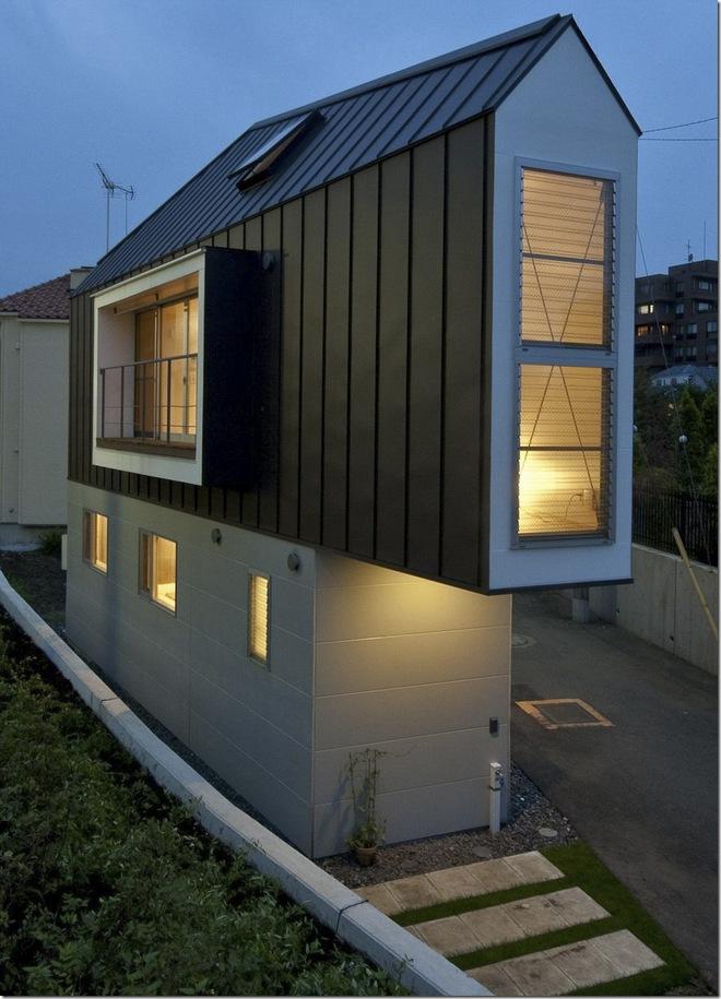 Căn nhà 2 tầng hình tam giác rộng 29m² tiện nghi, thoáng sáng bất ngờ - Ảnh 3.