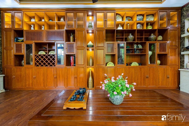 Chồng tự tay thiết kế nhà vườn kiểu Nhật tặng vợ để kỷ niệm 15 năm bên nhau với chi phí 290 triệu đồng ở Hà Nội - Ảnh 20.