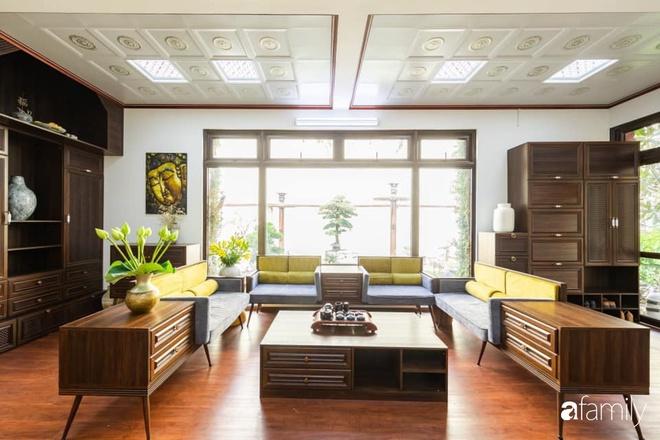 Chồng tự tay thiết kế nhà vườn kiểu Nhật tặng vợ để kỷ niệm 15 năm bên nhau với chi phí 290 triệu đồng ở Hà Nội - Ảnh 8.