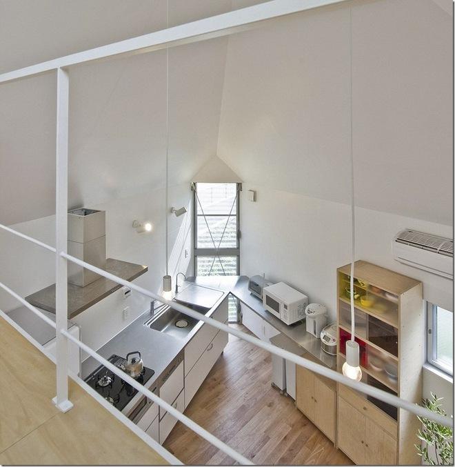 Căn nhà 2 tầng hình tam giác rộng 29m² tiện nghi, thoáng sáng bất ngờ - Ảnh 8.