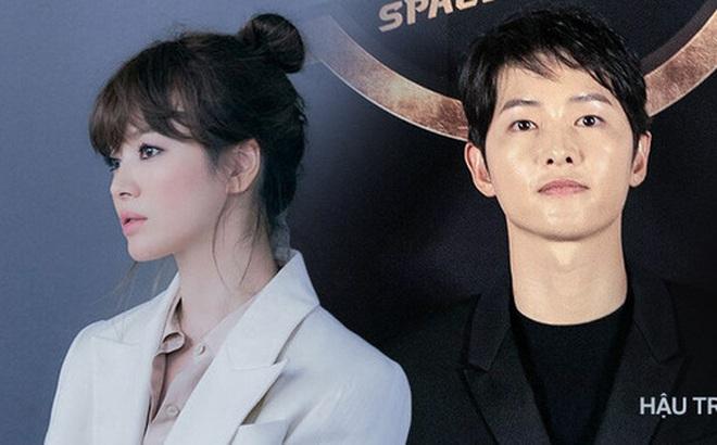 """Song Joong Ki lại """"thua đau"""" trước Song Hye Kyo: """"Nhà trai"""" sự nghiệp chông chênh, ngoại hình xuống dốc còn mỹ nữ mang danh bị chồng bỏ thì thăng hạng từ nhan sắc tới danh tiếng"""