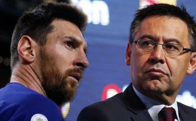 Messi tố bị chính Barcelona ép phải ra đi