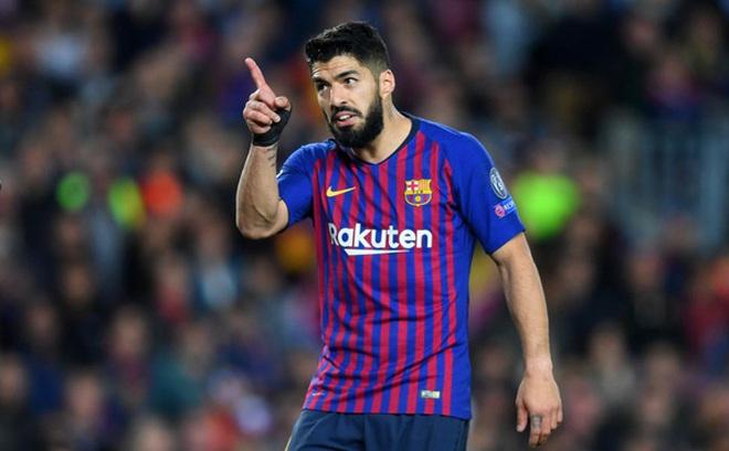 Luis Suarez lên tiếng về tin đồn chia tay Barcelona