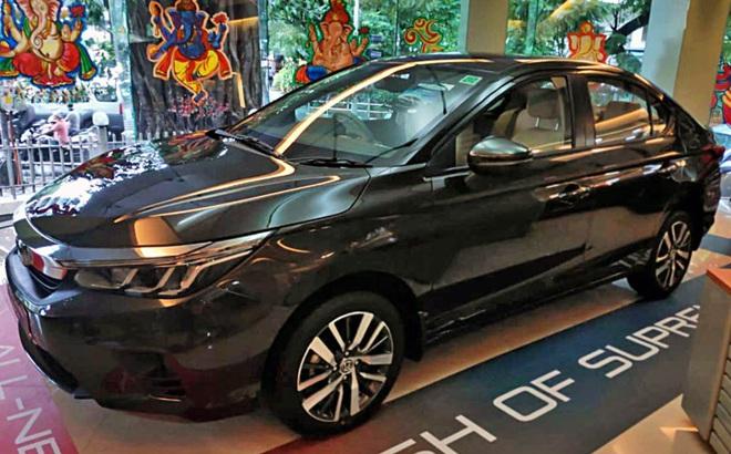 [Ô tô giá rẻ Ấn Độ] Honda City thế hệ mới giá 300 triệu đồng: Nên chọn mua biến thể nào là tốt nhất?