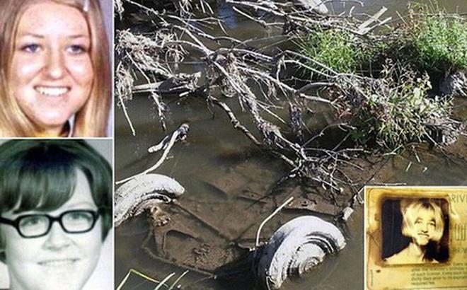 Vụ án 2 thiếu nữ mất tích trên đường đến bữa tiệc đi vào ngõ cụt, hơn 40 năm mới được phá giải nhờ chiếc xe đầy bùn trồi lên mặt hồ