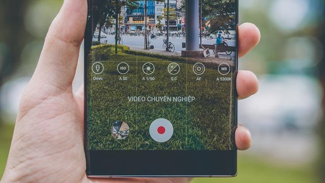 Chế độ quay Video Pro của Galaxy Note20 có thật sự thần thánh như lời đồn? - Ảnh 3.